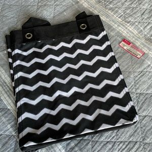 New Thirty-One Essential Storage Tote Chevron